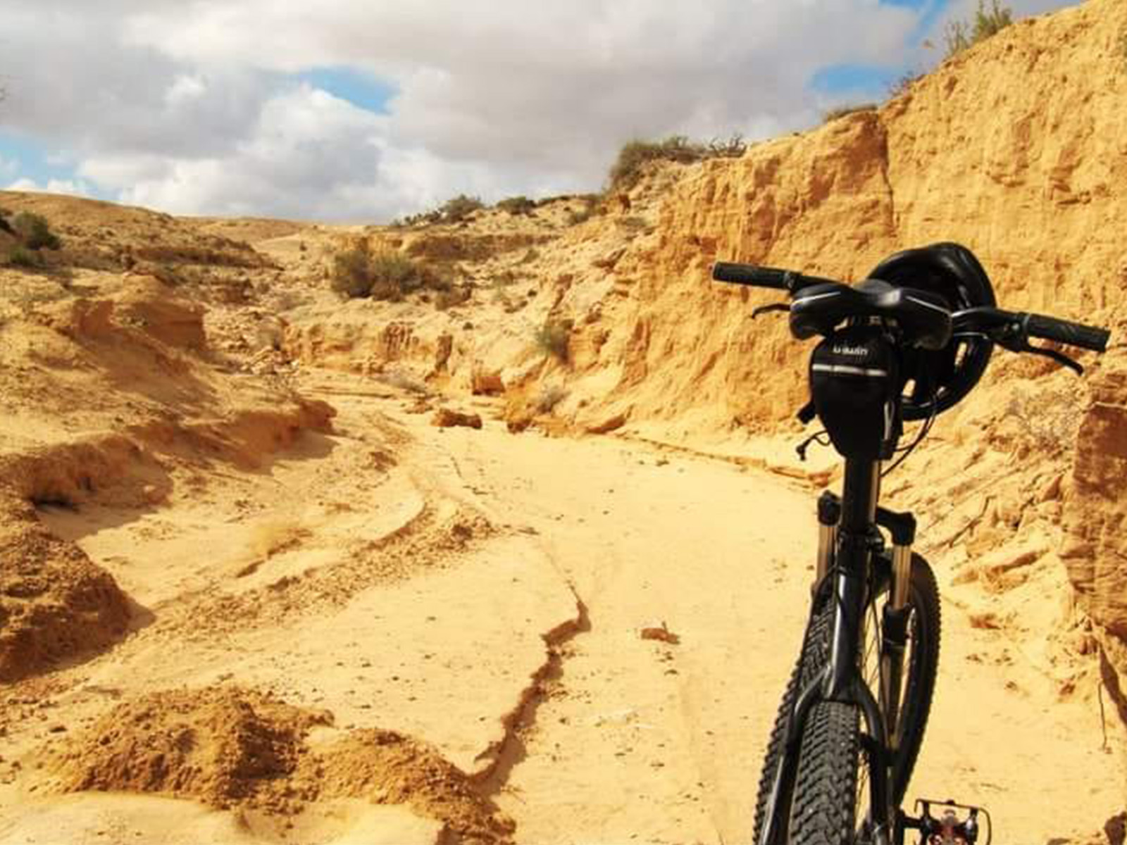 Cycling in Fuerteventura