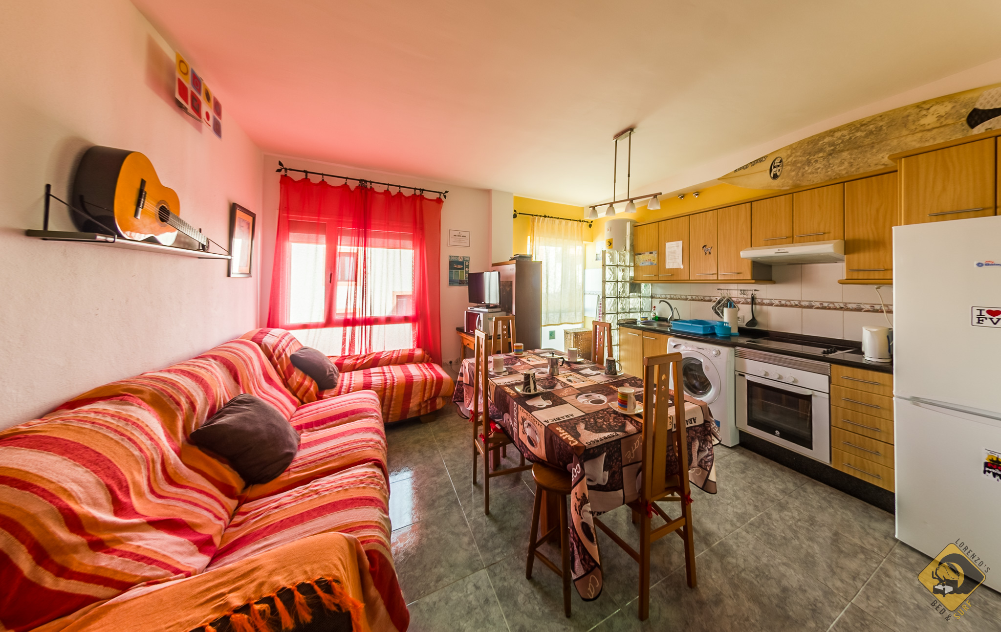 Apartment in center Corralejo